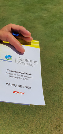 Australian Amateur Pt 1 (Practice round)