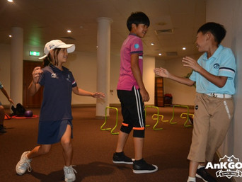 Ank Junior Fitness Training