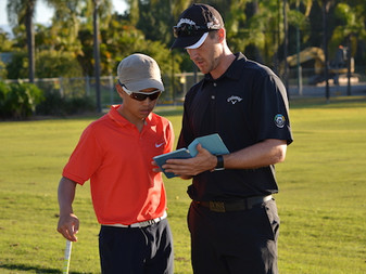 Swing Analysis Lesson with Coach Darren