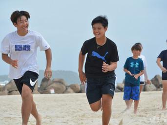 AnK Junior Beach Training Oct 2019