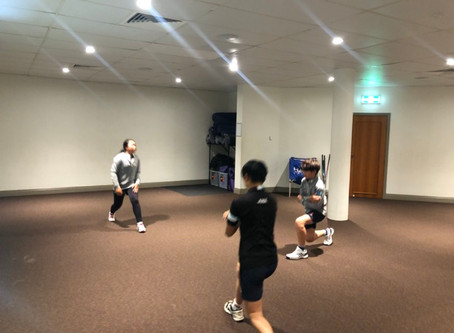 Indoor GRIT Junior Fitness