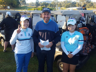 AnK Students Play Windaroo Lakes Pro AM