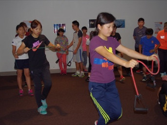 Junior Golf Fitness: Time to burn off the holiday excess eating
