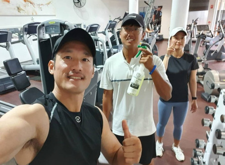 Sanctuary Cove Gym Re-Opening