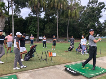 Jason Norris PGA Tour Player