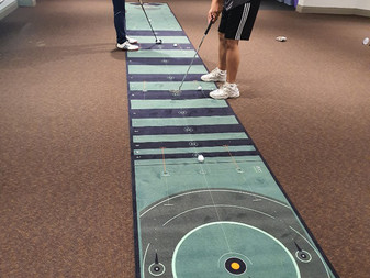 Indoor Putting Mat