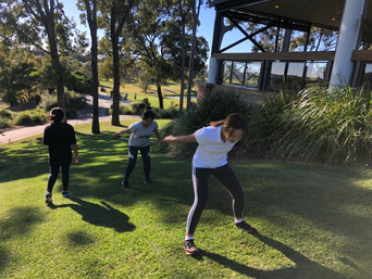 Junior Fitness Training