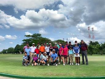 AnK March Golf Camp - Singapore