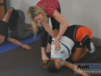 Yoga with Trainer Linda