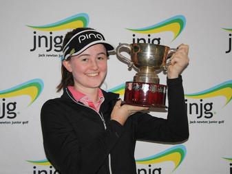 AnK's Karis Davidson wins again at acclaimed Australian amateur tournament!