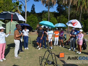 Trackman Session with Grant Garrison