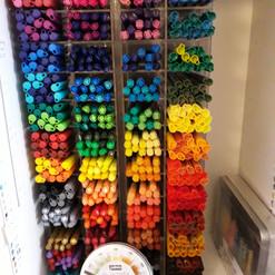 feutres de coloriage, aquarellables (edd