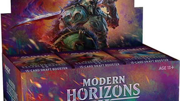 Modern Horizons 2 Draft box Pre Orders (6/18/21)