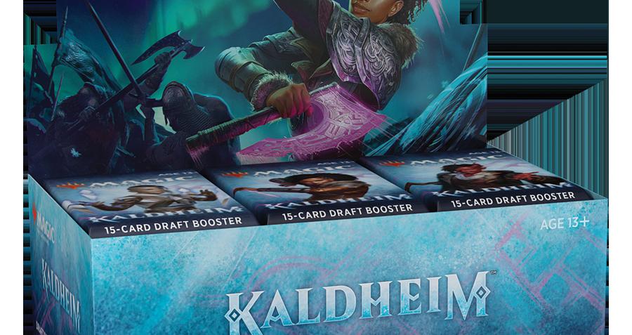 Draft Booster Box- Kaldeheim