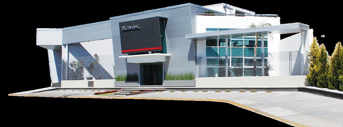 Oficina Navex Edificaciones