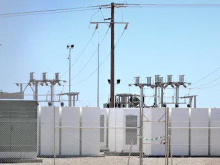 Implementing Energy Storage in the Commonwealth of Virginia