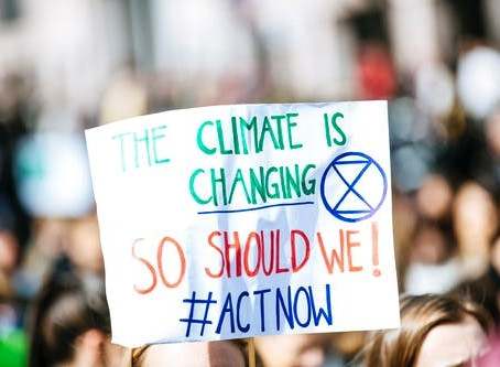 No Planet B: We Must Act Now on Climate Change