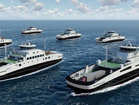 The Cutting Edge of Transportation Electrification: Electric Ferries