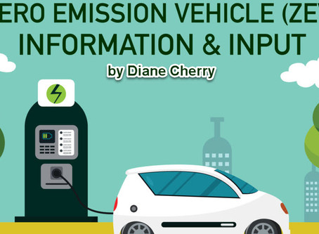 ZEV (Zero Emission Vehicle) States and Fuel Standards