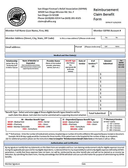 Reimbursement Claim Form (Front).png
