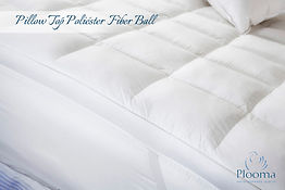 Pillow Top Poliester