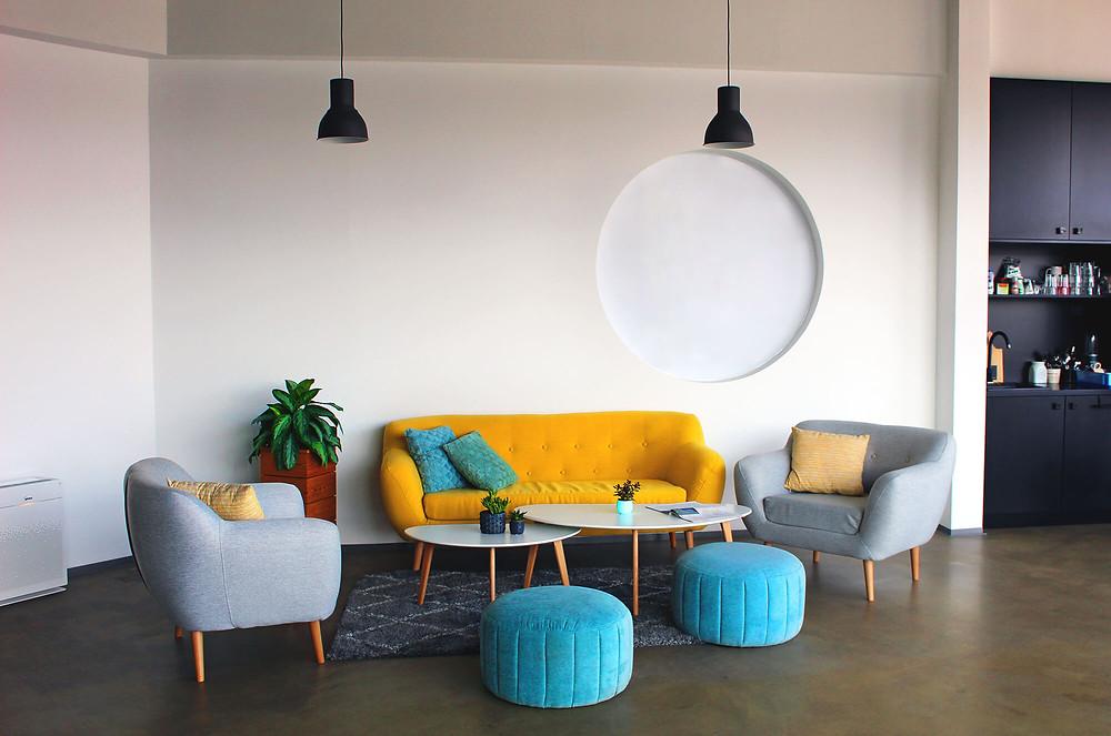 Custom Interior Design, Campus X, Sofia