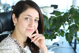 Angelina Markova: finding inspiration within the community