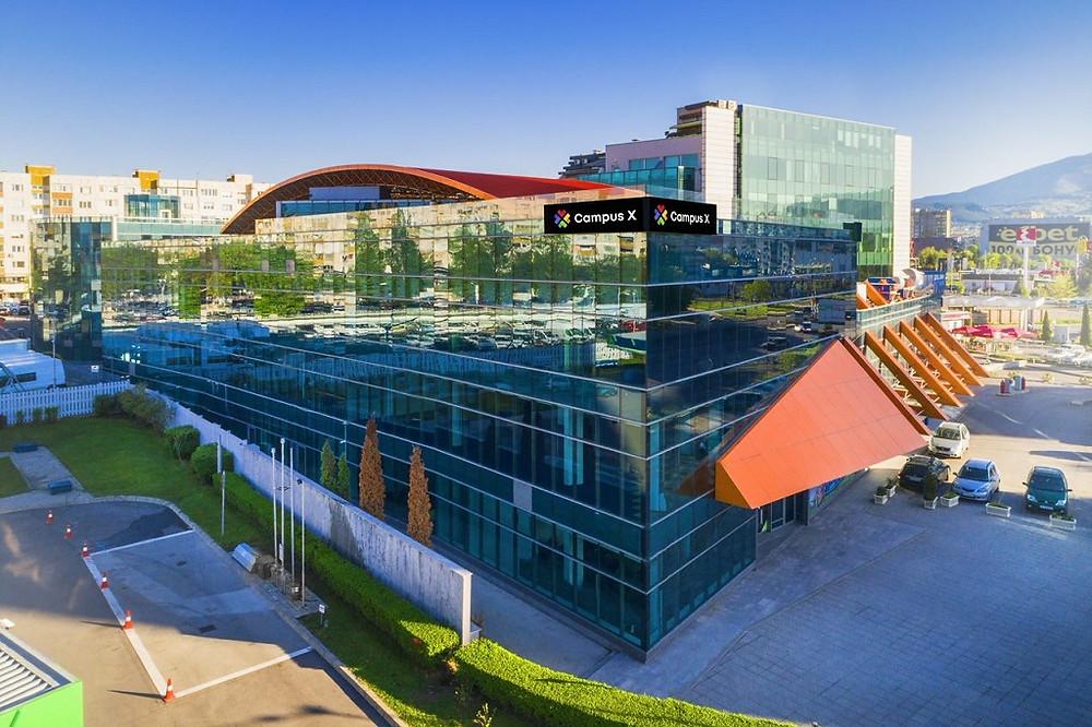 Campus X Building 1