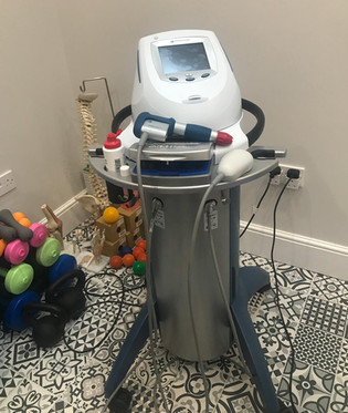 Shockwave Therapy Machine