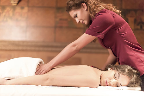 Deep Tissue Back Massage