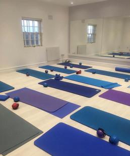 Welcome to Kphysio Pilates Studio Athy