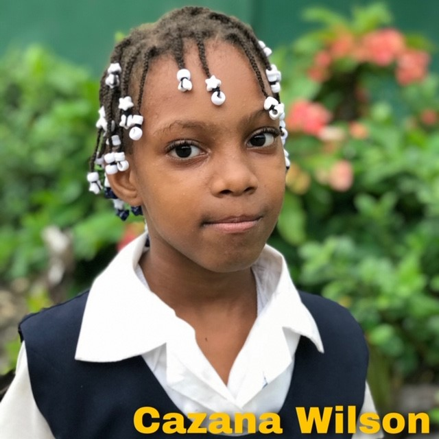 Sponsor Cazana Wilson today