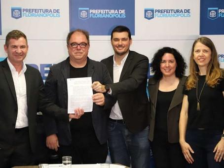Florianópolis joins the Efficient Cities Program, of CBCS