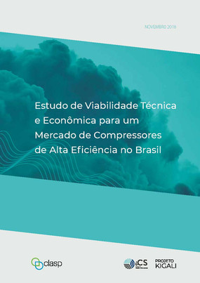 Estudo de visibilidade técnica e econômica para um mercado de compressores de alta eficiência no Brasil