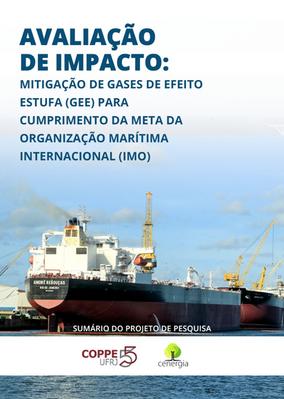 Avaliação de impacto: mitigação de GEE para cumprimento da meta da IMO