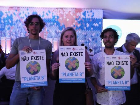 Como foi a Climate Week para a 350.org