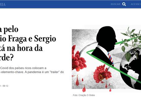 Convergence for Brazil in the O Globo newspaper