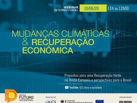 Mudanças Climáticas e Recuperação Econômica – parte 2