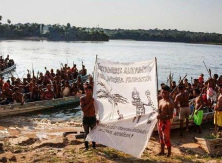 Nota pública de apoio ao povo MUNDURUKU e contra a promoção do garimpo nas terras indígenas