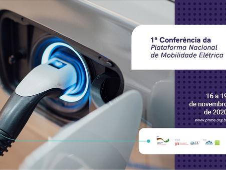 1a Conferência da Plataforma Nacional de Mobilidade Elétrica