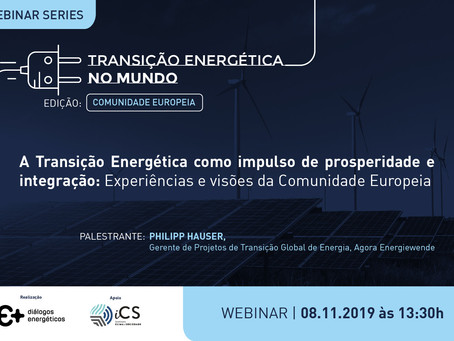 Institute E+ Energy Dialogues held a first series of webinars