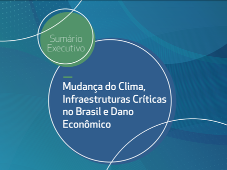 Critical infrastructures in Brazil and climate change