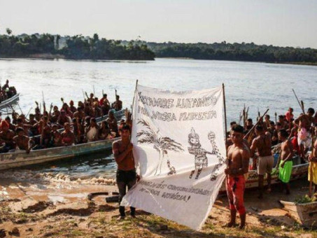 PUBLIC NOTICE: support to the Mudunkuru people