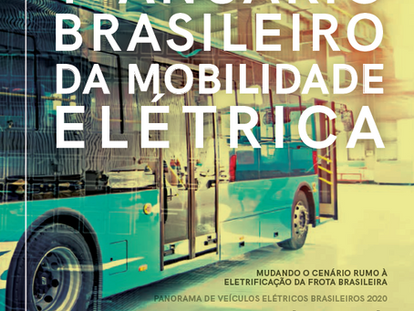 The first Brazilian Yearbook of Electric Mobility has been launched