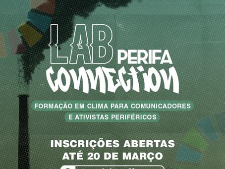 """O LAB PerifaConnection: Clima e Periferias"""" está no ar!"""
