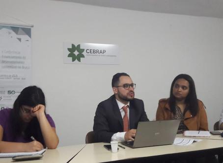 Financiamento do Desenvolvimento Sustentável no Brasil