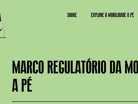 Regulatory Framework of Walking Mobility