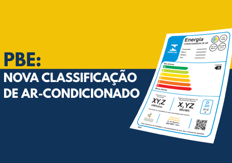 PBE: nova classificação de ar-condicionado