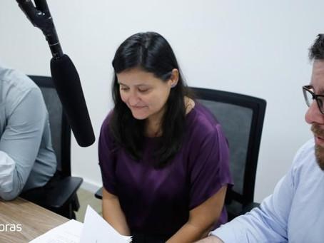 Eletrobras podcast discusses climate change