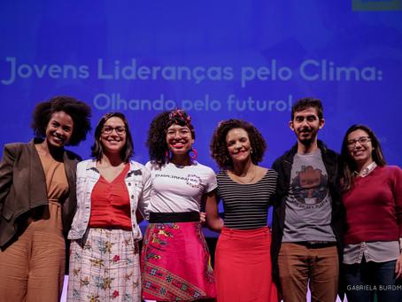 Jovens lideranças pelo clima: olhando para o futuro